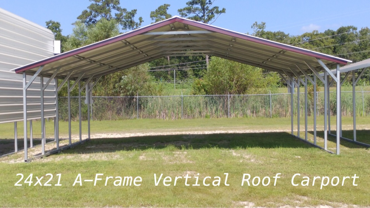Metal Buildings Carports A 1 Hitch And Trailer Sales